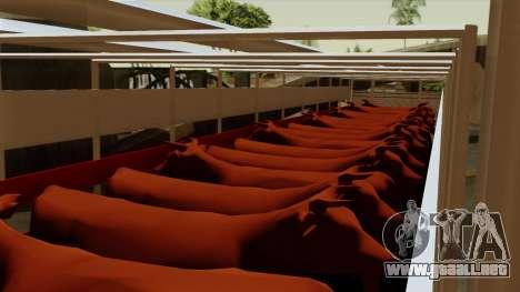 Trailer Cows para visión interna GTA San Andreas