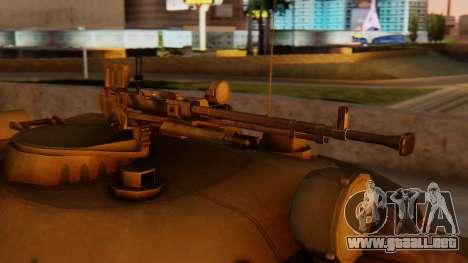 T-55AM Merida para la visión correcta GTA San Andreas