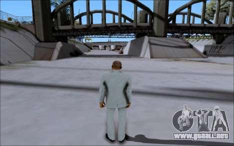 La Cosa Nostra Skin Pack para GTA San Andreas sucesivamente de pantalla