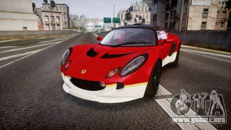 Lotus Exige 240 CUP 2006 Type 49 para GTA 4