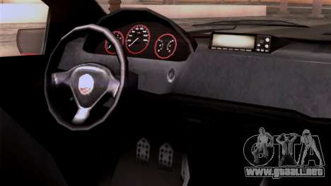 GTA 5 Declasse Asea para la visión correcta GTA San Andreas