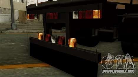 Trailer Cows para la visión correcta GTA San Andreas