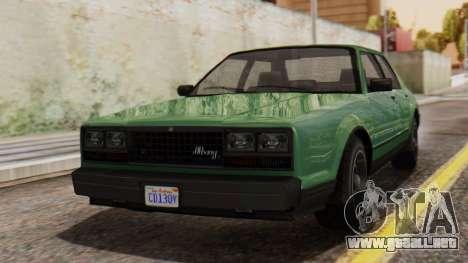 GTA 5 Albany Esperanto para GTA San Andreas
