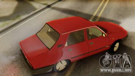 Dacia 1310 Berlina v2 para GTA San Andreas left
