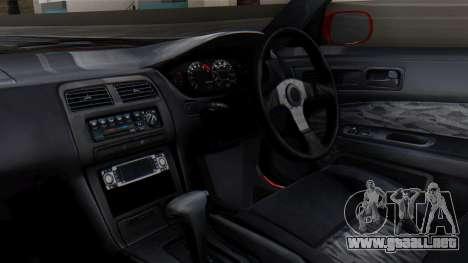Nissan Silvia S14 (240SX) Fast and Furious para la visión correcta GTA San Andreas