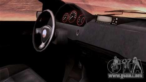 GTA 5 Declasse Asea IVF para la visión correcta GTA San Andreas