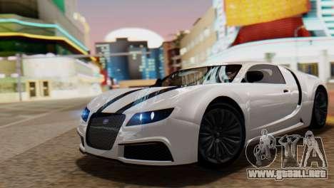 GTA 5 Adder Tire Dirt para GTA San Andreas