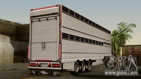 Trailer Aria para GTA San Andreas left