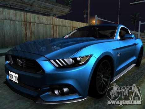 Metallic ENB Series para GTA San Andreas