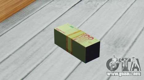 500 Euros para GTA San Andreas tercera pantalla