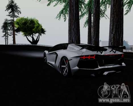 ENB for Low PC para GTA San Andreas