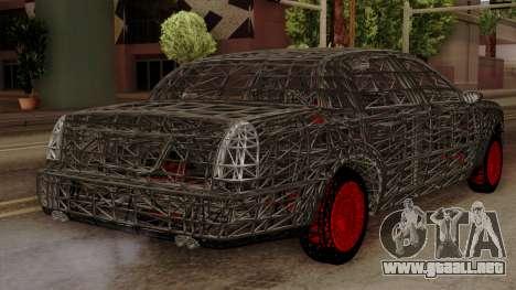 Kerdi Design Washington Roll Cage para GTA San Andreas left