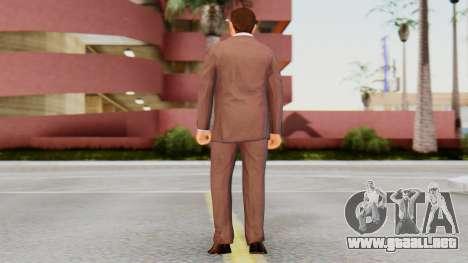 [GTA 5] FIB2 v2 para GTA San Andreas tercera pantalla