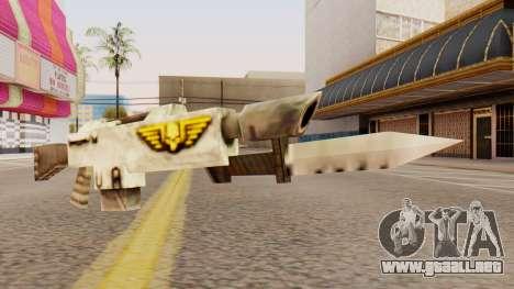 Warhammer M4 para GTA San Andreas