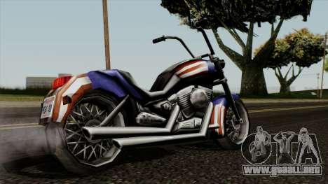 Freeway Angel para GTA San Andreas left