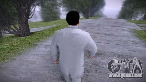 Joe Last Skin para GTA San Andreas tercera pantalla