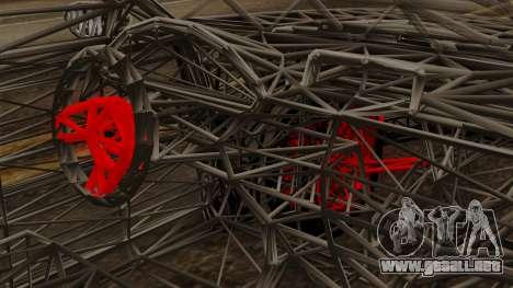 Kerdi Design Washington Roll Cage para la visión correcta GTA San Andreas