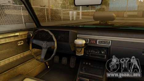 GTA 5 Albany Manana IVF para la visión correcta GTA San Andreas