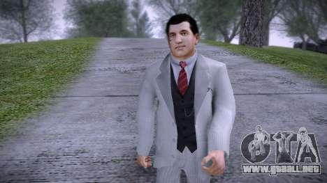 Joe Last Skin para GTA San Andreas