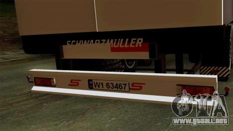 Schwaplli Red para la visión correcta GTA San Andreas