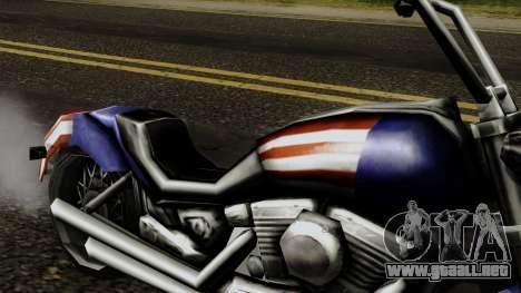 Freeway Angel para la visión correcta GTA San Andreas