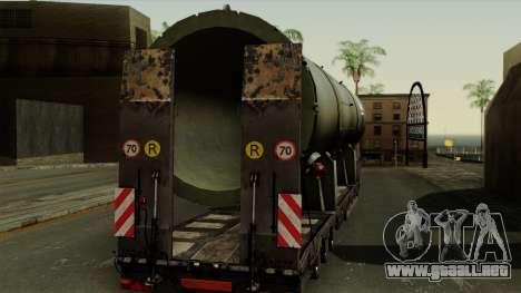 Trailer Cargos ETS2 New v3 para la visión correcta GTA San Andreas