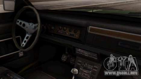 GTA 5 Albany Esperanto para la visión correcta GTA San Andreas