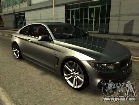 Metallic ENB Series para GTA San Andreas segunda pantalla