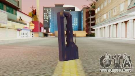 Grapadora para GTA San Andreas segunda pantalla