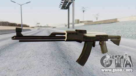 Arsenal AKM para GTA San Andreas