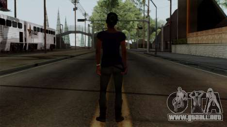Rochelle New Textures para GTA San Andreas tercera pantalla
