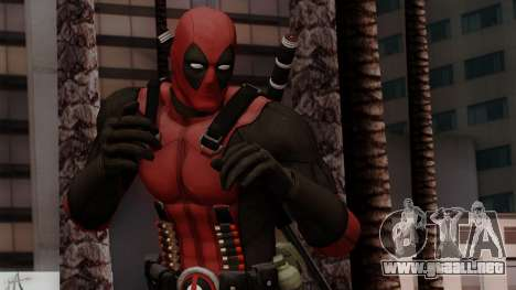Deadpool para GTA San Andreas