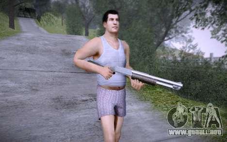 Joe Home para GTA San Andreas quinta pantalla