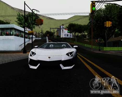ENB for Low PC para GTA San Andreas sexta pantalla