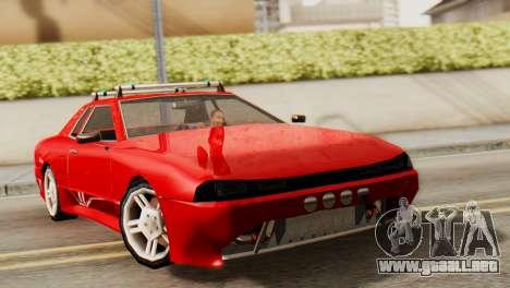 Elegy Korch Stock Wheel para GTA San Andreas