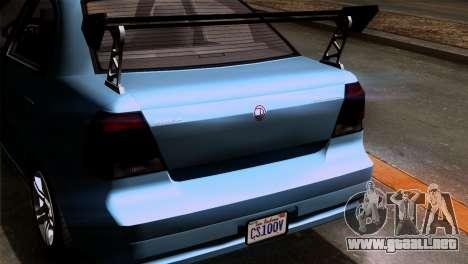 GTA 5 Declasse Asea IVF para visión interna GTA San Andreas