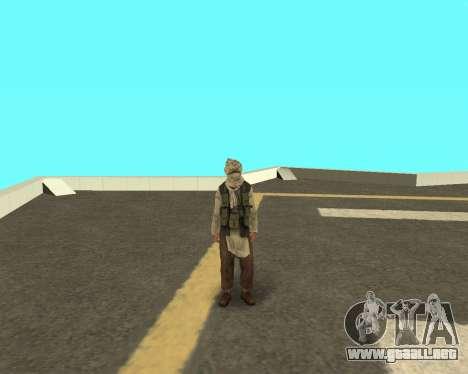 Nueva armeec para GTA San Andreas