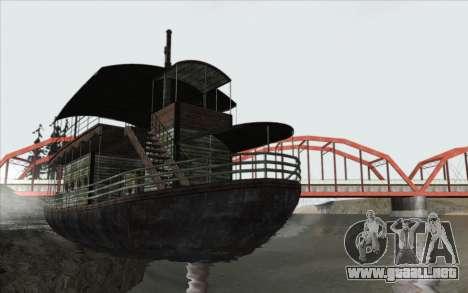 ENBSeries For Low PC v5.0 para GTA San Andreas tercera pantalla