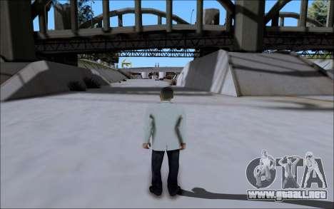 La Cosa Nostra Skin Pack para GTA San Andreas sexta pantalla