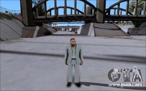 La Cosa Nostra Skin Pack para GTA San Andreas tercera pantalla