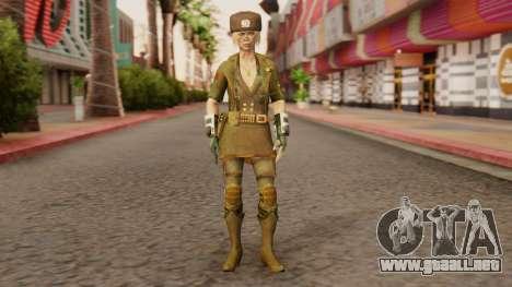 Sonya Motherland [MKX] para GTA San Andreas segunda pantalla