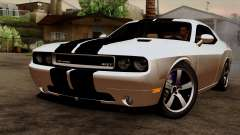 Dodge Challenger SRT8 392 2012 Stock Version 1.0 para GTA San Andreas
