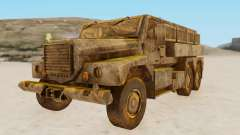 MRAP Cougar from CoD Black Ops 2