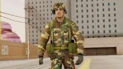 Soldados del ejército de los estados UNIDOS para GTA San Andreas