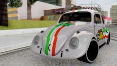 Volkswagen Beetle Vocho Nyan Cat V Mexicano