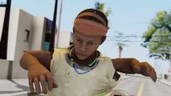 African Child para GTA San Andreas