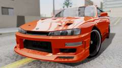 Nissan Silvia S14 (240SX) Fast and Furious para GTA San Andreas