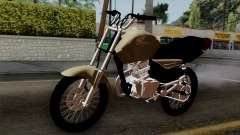 CB1 Stunt Imitacion para GTA San Andreas