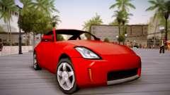 Nissan 350Z SA Style