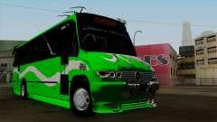 Mercedes-Benz Boxer para GTA San Andreas